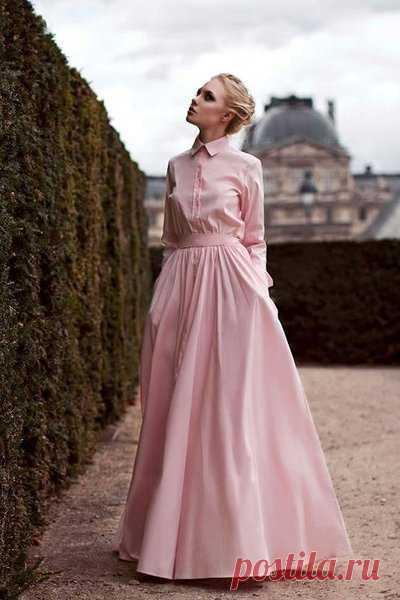 Невероятно женственные платья, от которых сердце бьется быстрее