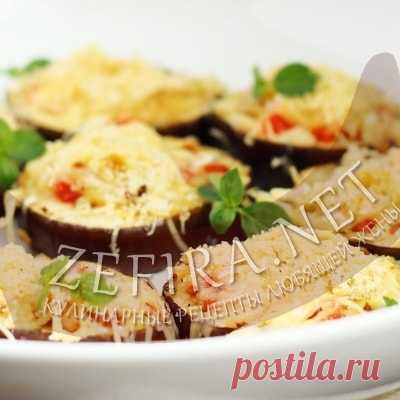 Баклажаны в духовке с хрустящей корочкой – Кулинарные рецепты любящей жены