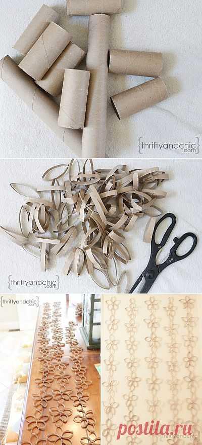 Как из «ничего» сделать гирлянды для украшения комнаты | Лайфхакер