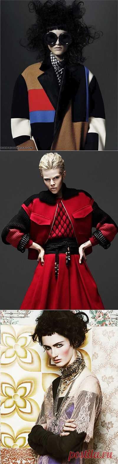 Видение Bjarne Jonasson (трафик) / Аксессуары (не украшения) / Модный сайт о стильной переделке одежды и интерьера