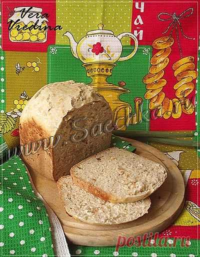 Bread on serum   recipes on Saechka.Ru