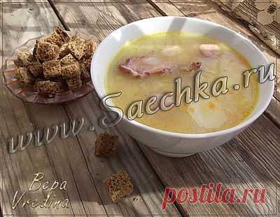 Гороховый суп в мультиварке | рецепты на Saechka.Ru