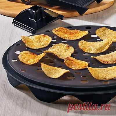 Набор для приготовления чипсов в микроволновой печи - 799 р