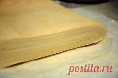 Слоеное тесто.: pracooking