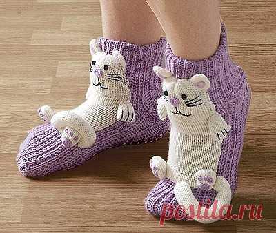 Базовый курс вязания носков