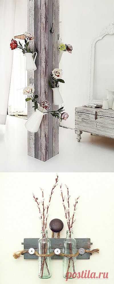 Для весеннего настроения / Цветы / Модный сайт о стильной переделке одежды и интерьера