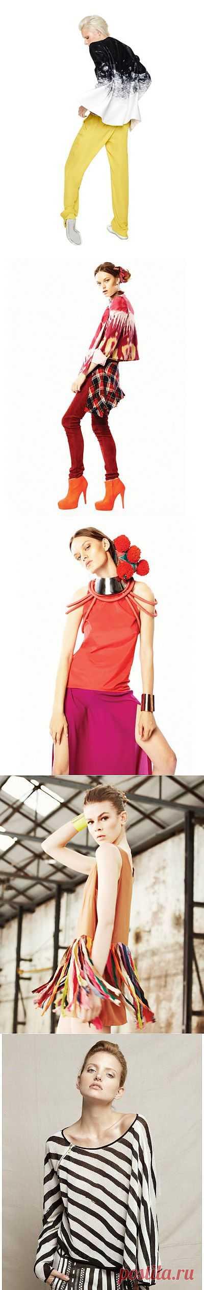 Из коллекций Sass&Dide (трафик) / Лукбуки / Модный сайт о стильной переделке одежды и интерьера