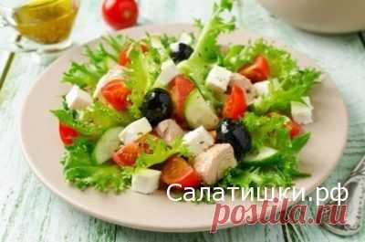 РАЗНЫЕ РЕЦЕПТЫ ПРОСТЫХ ПОЛЕЗНЫХ САЛАТОВ » Рецепты вкусных салатов