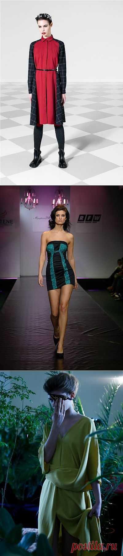 Жизнь в клетку или... / Лукбуки / Модный сайт о стильной переделке одежды и интерьера