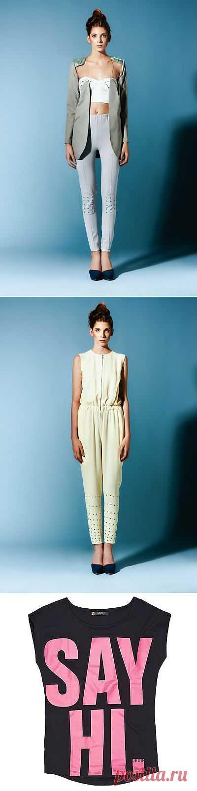 Reserved / О стиле / Модный сайт о стильной переделке одежды и интерьера
