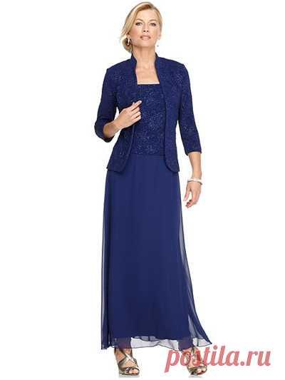 Платья и юбки: базовый гардероб для женщины за 50
