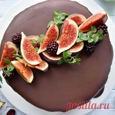 👌 Как украсить торт, 201 вкусный рецепт с фото 👌 Алимеро