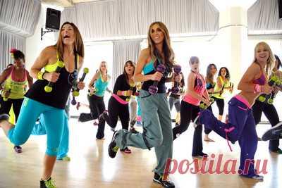 Как научиться танцевать зумба-фитнес (видео уроки)