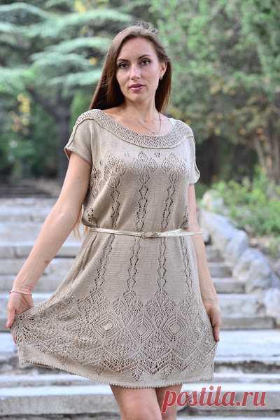 платье шетландскими мотивами схемы платье шетландское кружево