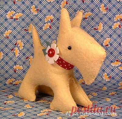Мастер класс по пошиву игрушек из фетра / Разнообразные игрушки ручной работы / PassionForum - мастер-классы по рукоделию