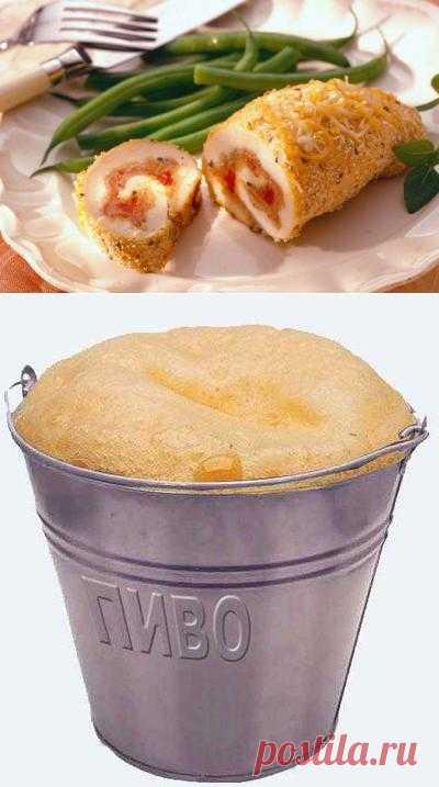 Рулетики под снегом | Don Аппетит. Красивая подача блюда, да и вкус отменный!