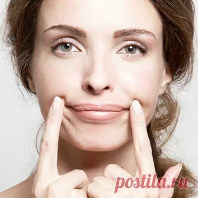 Гимнастика для красоты и молодости лица: чтобы лицо «не сползло» - Советы для тебя