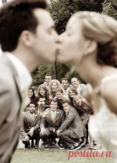 Хорошая идея для свадебной фотографии / Фото (идеи съемок) / Модный сайт о стильной переделке одежды и интерьера