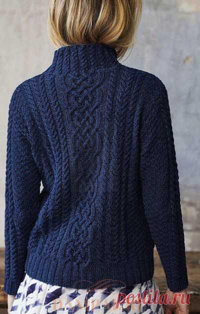 Женский свитер «Mullion Cove» | DAMские PALьчики. ru