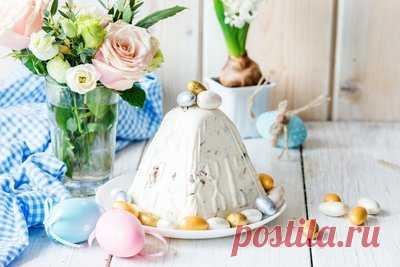 Пасха вареная - Пасхальные рецепты