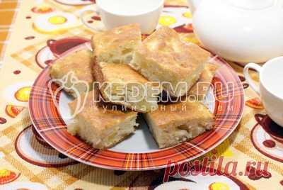 Пирог с ананасами – Рецепты. Пироги. Рецепты выпечки