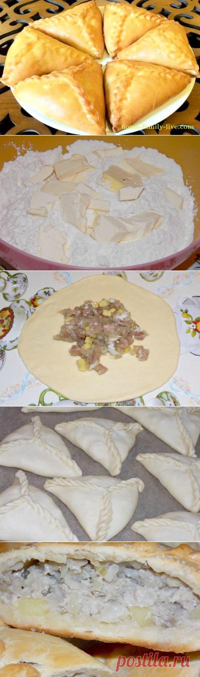 Эчпочмак/Сайт с пошаговыми рецептами с фото для тех кто любит готовить
