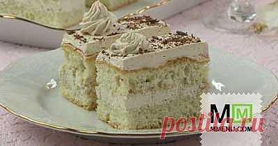 Кофейные тортики (2) - кулинарный рецепт. Миллион Меню