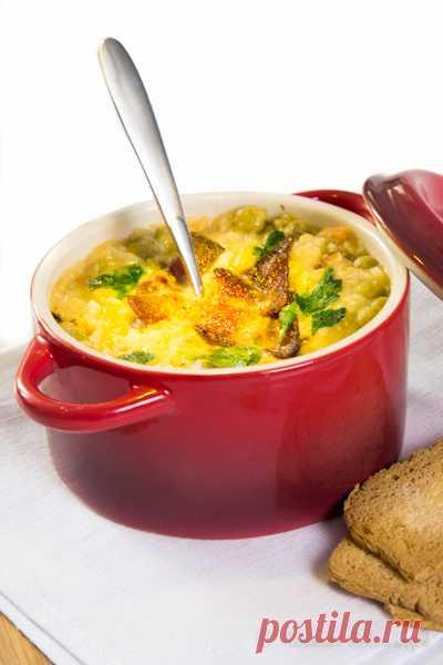 Snert (настоящий голландский гороховый суп).