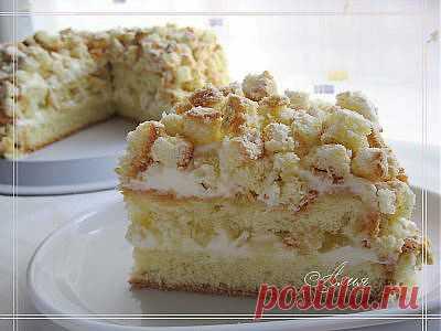 """Торт """"Мимоза"""" Автор: Алия"""