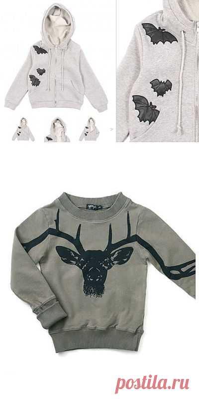 Еще идеи для мальчишек (подборка) / Для детей / Модный сайт о стильной переделке одежды и интерьера