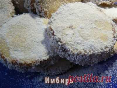 Альфахорес - аргентинское печенье