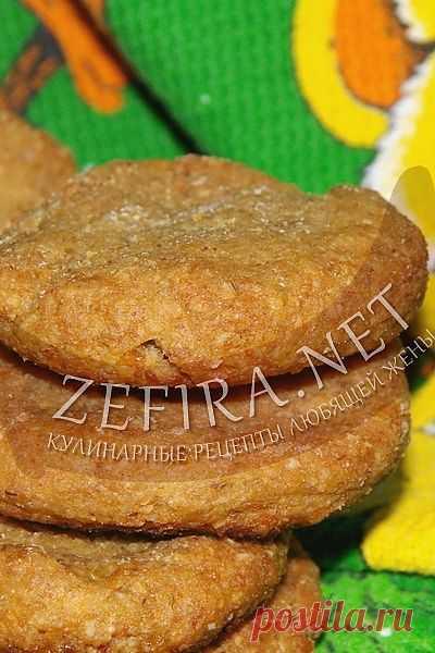 Овсяное печенье с творогом и бананом-домашние рецепты с фото