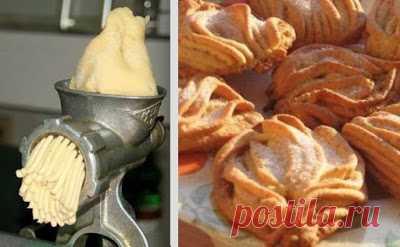 Поварешки: Самое лучшее в мире печенье