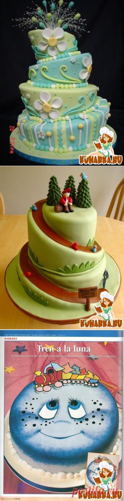 Мастер-классы украшения тортов   Украшение тортов,кексов,пирожных ... 80efe176322