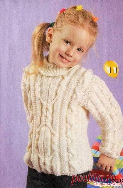 Деткам - **Вязание это мое Хобби** - Страна Мам