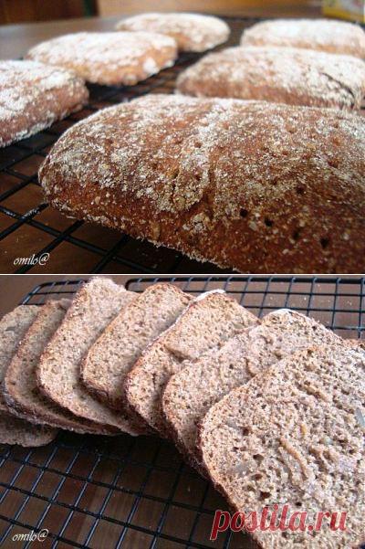Los mendrugos rzhanye: el Pan, las barras de pan, las molduras, chiabatta