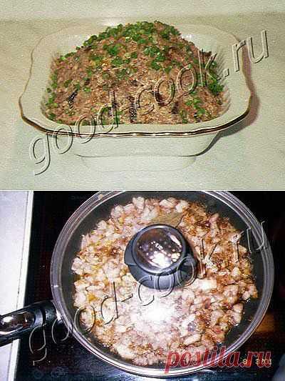 Хорошая кухня - курица с черносливом и грецкими орехами. Кулинарная книга рецептов. Салаты, выпечка.
