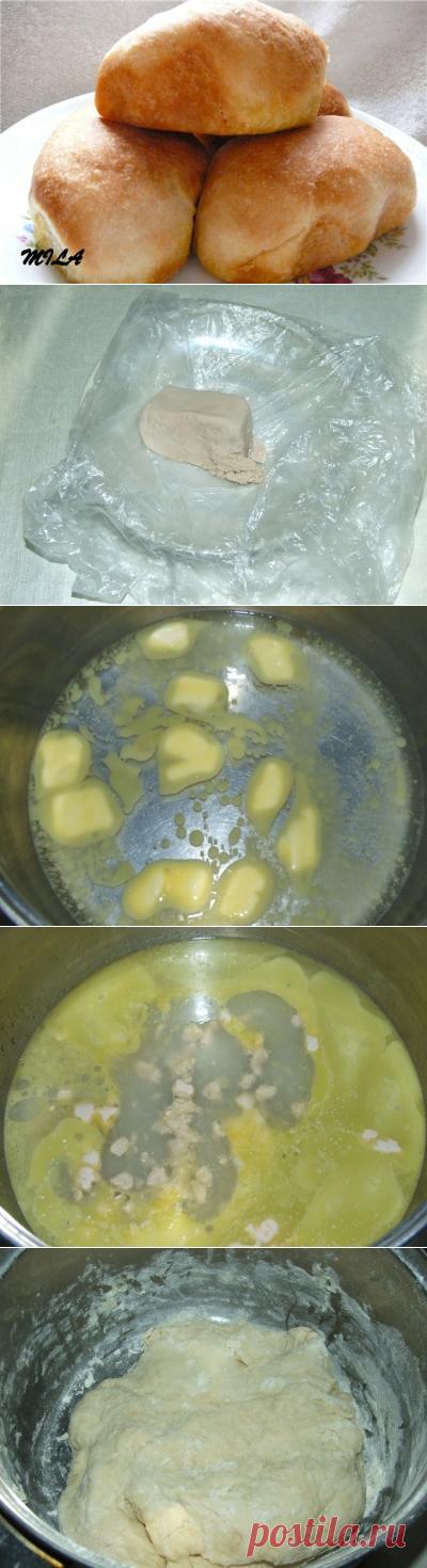 Как дрожжевое тесто сделать мягче