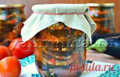 Баклажаны с медом на зиму – пошаговый рецепт фото – Записки шеф повара, пользователь Лариса Вовк | Группы Мой Мир