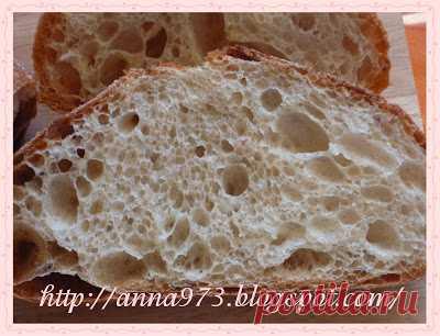 Хрустящий картофельный хлеб - Chrusty Potato Bread (Dan Lepard) | Выпечка хлеба и не только...