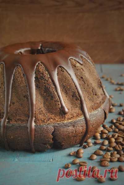 Шоколадно-кофейный кекс - безумный шляпник — LiveJournal