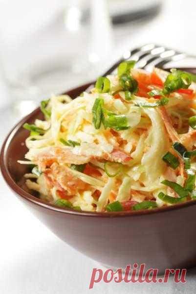 Салат из индейки с яблоками и луком-пореем - рецепт с фото - Рецепты с фото