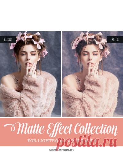 Matte Collection: Lightroom Presets, Photoshop Actions and ACR Presets — Lightroom Presets and Photoshop Actions