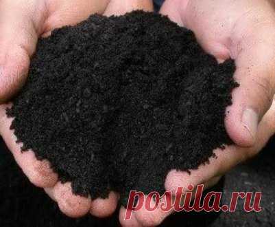 Potassium humate: instruction for use of fertilizer