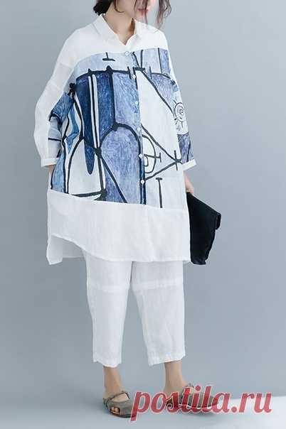 bdfde8107c7 Рубашки длинные привезем под заказ Заказать можно у Одежда в стиле бохо.  Артка Artka.