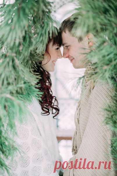 Любите друг друга и наслаждайтесь каждым зимним деньком!