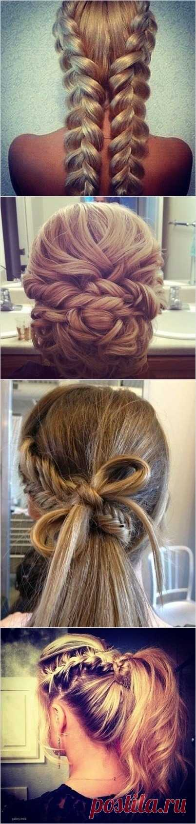 Ideas for a hairdress