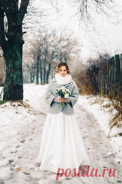Мы рады, что все больше пар выбирают для своей свадьбы зиму, ведь это волшебное и оченьуютное время года! Посмотреть продолжение истории: