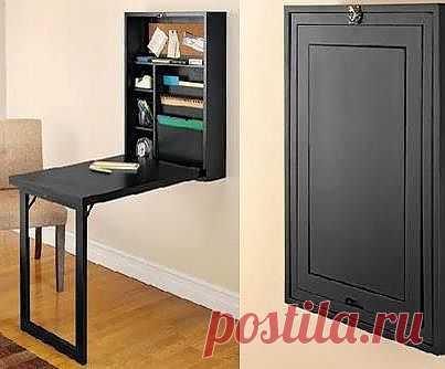 Полка-стол / Мебель / Модный сайт о стильной переделке одежды и интерьера