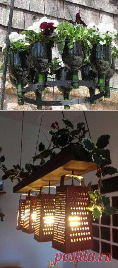 Интересные идеи для загородного дома